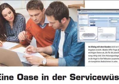 Eine Oase in der Servicewüste – mobile offer gestaltet den Vertrieb neu