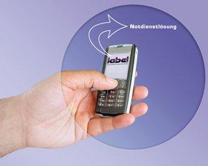 Mobile Notdienst-Lösung