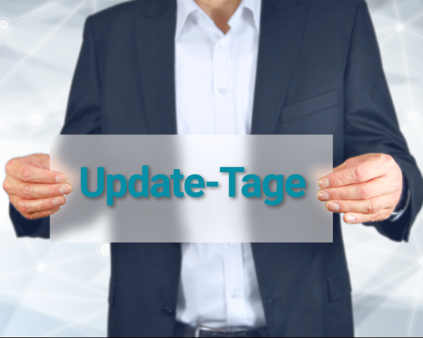 Label Software Update Tage