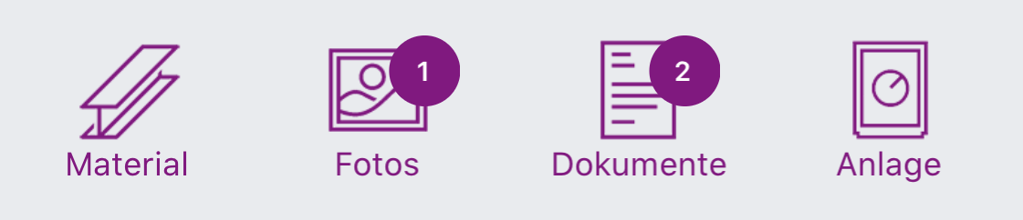 Kundendienst-Funktionen von Label Mobile 2.0