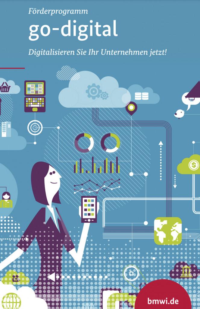 Das Förderprogramm go-digital