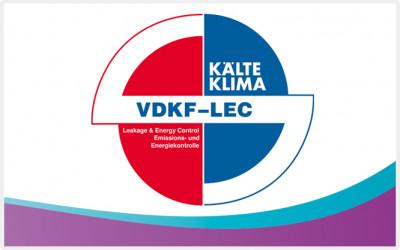 Handwerker-Software Labelwin mit VDKF-LEC-Schnittstelle