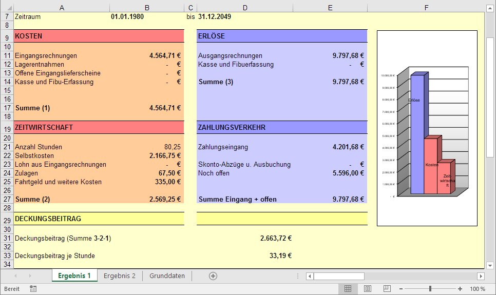 Labelwin Controlling EXCEL