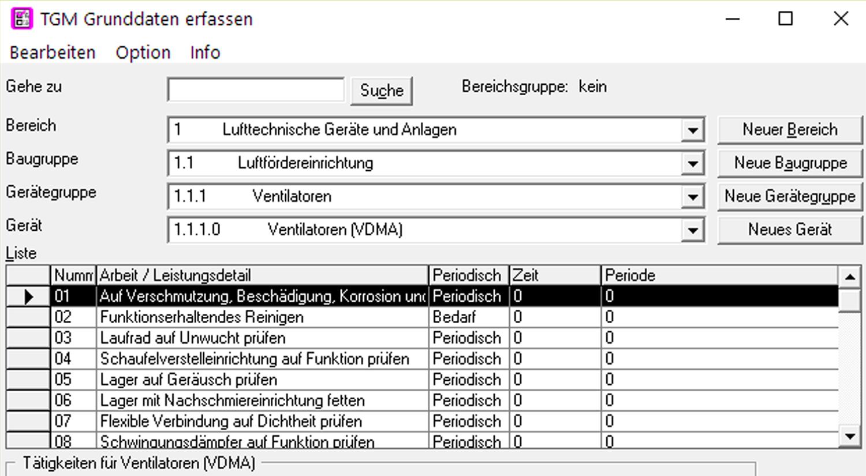 Labelwin: Technisches Gebäude-Management