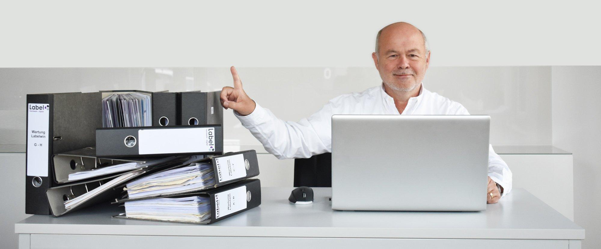 Digitale Buchhaltung mit Label Software