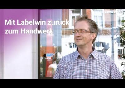 Video: Mit Labelwin zurück ins Handwerk